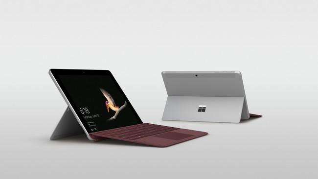 Microsoft Surface Go im Testbericht